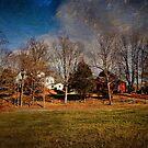 Unforeseen Farmstead by PineSinger