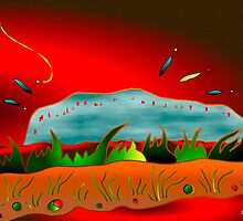 the power of ULURU by pixnhits