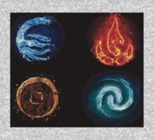 Avatar Four Elements  Kids Clothes