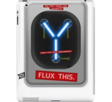 Flux This iPad Case/Skin