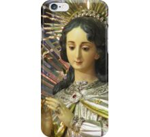 Immaculate Mary iPhone Case/Skin