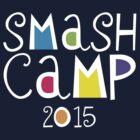 Smash Camp! - 2015 by imaflyingkiwi