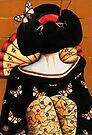 Geisha Girl Prints by © Karin  Taylor