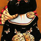 Geisha Girl Prints by Karin  Taylor