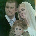 wedding portrait by imajica