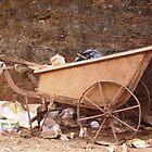 wheelbarrow by dawnpeace