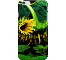 Raise your weary heads iPhone Case/Skin
