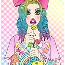 Candy Girl by jadeboylan