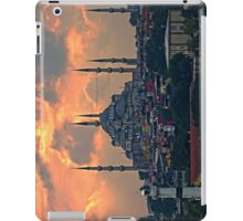 The Blue Mosque, Istanbul iPad Case/Skin