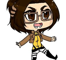 Hanji Chibi by rede-mption