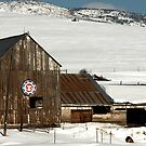 Old Barn - Heber City, Utah by Ryan Houston