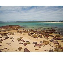 Bar Beach Photographic Print