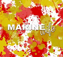 Marine Wife by LindseyLucy8605