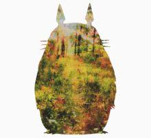 Totoro Minimalist Poster Kids Clothes