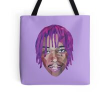 Wiz Khalifa Purple Dreads  Tote Bag