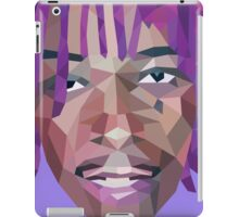 Wiz Khalifa Purple Dreads  iPad Case/Skin