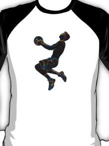 Silhouette Slam Dunk  T-Shirt