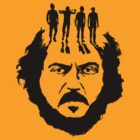 Stanley Kubrick and his droogs! by burrotees