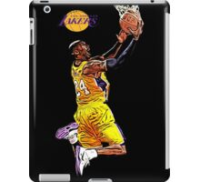 L.A. Lakers Air Quality iPad Case/Skin