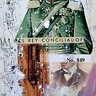 EL REY CONCILIADOR (the conciliator king) by Alvaro Sánchez