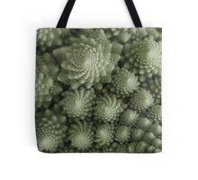 Vegetarian Fractals Tote Bag