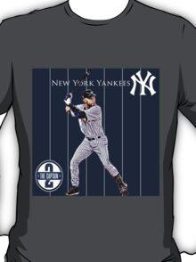 New York Yankees Captain Derek Jeter T-Shirt