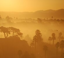 Sunrise in Ventura California by julie08