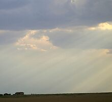 Oraibi Storm by rdshaw