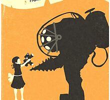Bioshock: Rad  by mariafumada