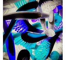 dishwashing Photographic Print