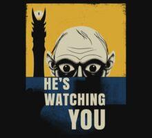 Watching You, Precious by wytrab8