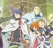 log horizon guild by Spikeynator