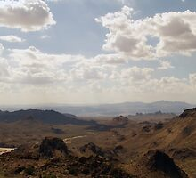 Aizona Desert by tvlgoddess