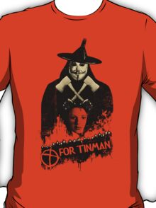 T For Tinman T-Shirt