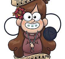 Born to be Mabel by Davidtikwa