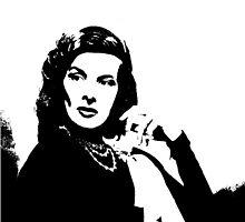 Katharine Hepburn Is Class by Museenglish