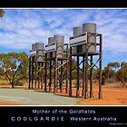 Coolgardie - Western Australia by Daniel Fitzgerald