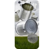 Can & Foil Recycling iPhone Case/Skin