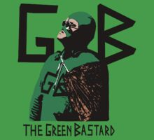 The Green Bastard From Parts Unknown by derP