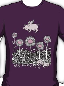 Pigs will Fly T-Shirt