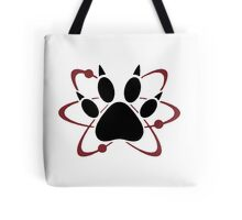The Walking Dead - Atomic Paw Tote Bag