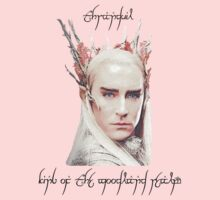Thranduil, King of the Woodland Realm Kids Clothes