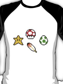 Mario's icons T-Shirt