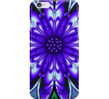 Heart shaped petals Flower kaleidoscope  iPhone Case/Skin