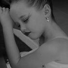 Resting between dances by Deidre Cripwell