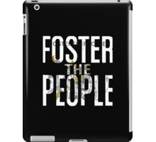 Foster the People- Torches Cutout iPad Case/Skin