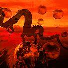 Dragon's World by Nancy Stafford