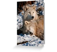 Sleep Little One, I'll Be Watching Greeting Card