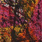 Corner Splatter # 12 by Dominic Taranto