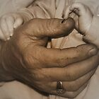 Grandpa's Hands by Dianna Tilley